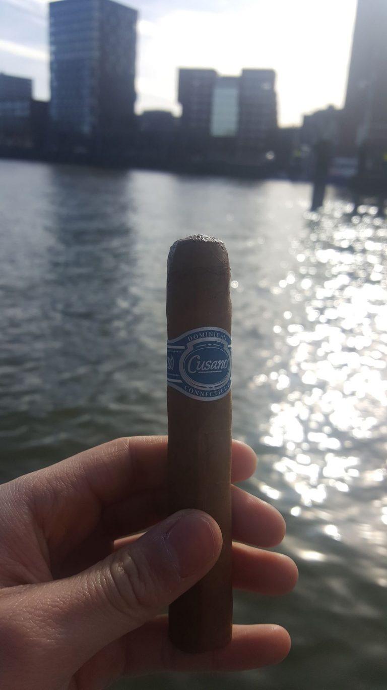Fury Cigar Review: Cusano