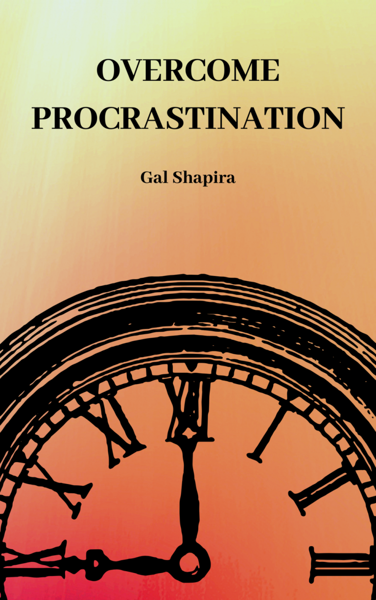 Overcoming Procrastination by Gal Shapira – a Fury Review