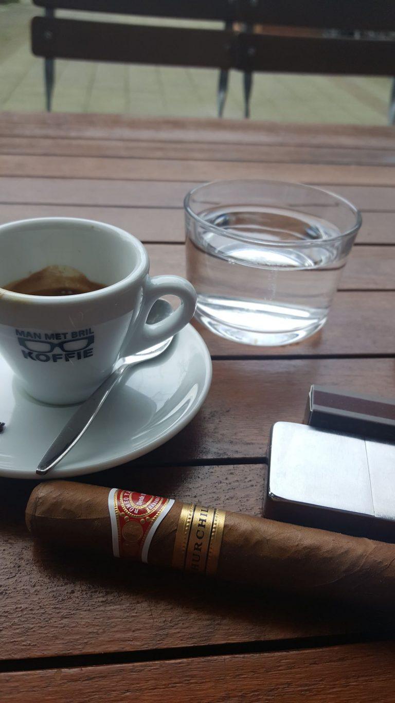Fury Cigar Review: Romeo y Julieta – Churchill